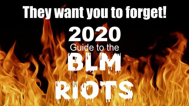 2020 BLM/Antifa Riot Deaths